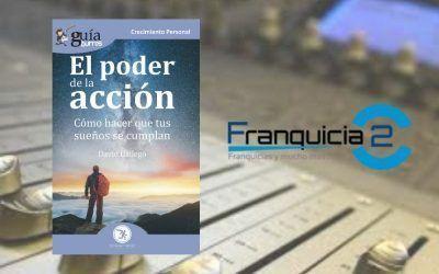 David Gallego cuenta cómo pasar a la acción en tiempos difíciles en 'Franquicia2'